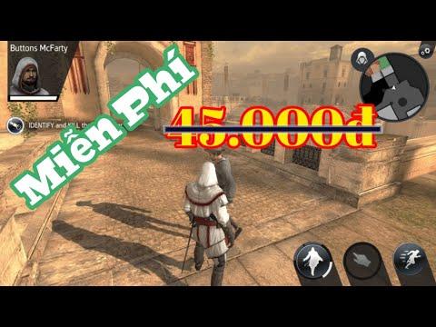 Tải Game Assassin's Creed Identity Miễn Phí Trên CHplay