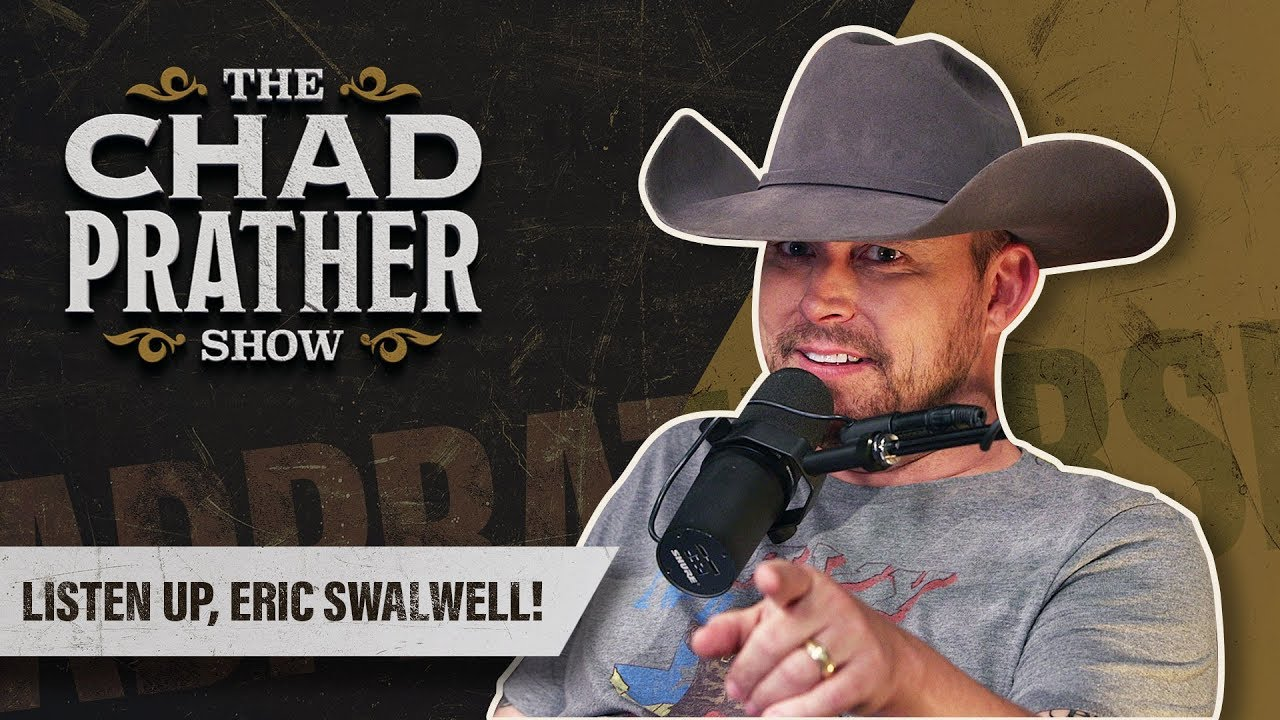 Chad Prather - Listen Up, Eric Swalwell! | Ep 61