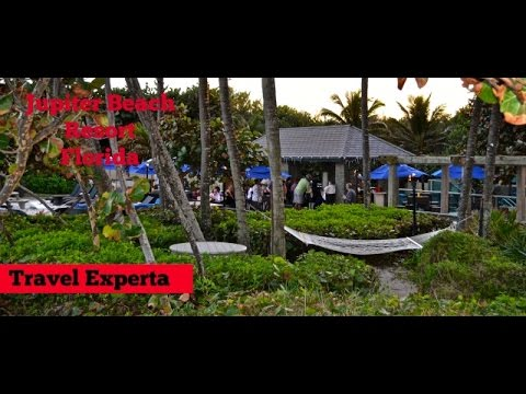 Jupiter Beach Resort Restaurant, Jupiter Beach Florida - Review