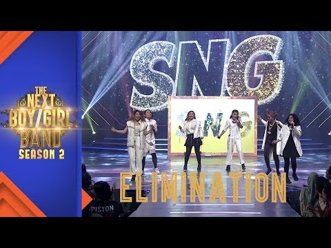 "Team Girls Performance ""Amazing"" I Elimination I The Next Boy/Girl Band S2 GTV"