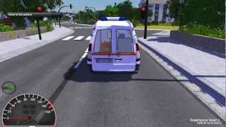 Emergency Ambulance Simulator 2012 Gameplay (HD)