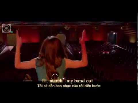 [Lyrics+Vietsub] GLEE - Don't Rain On My Parade - Santana Lopez (HD)