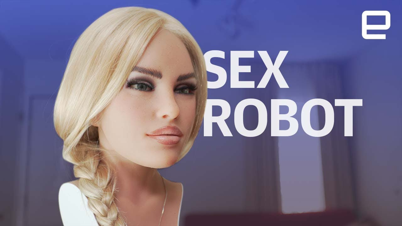 Sex Robot Hands On At Ces