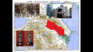 Кавказская Албания, гаргары, нахи и сюникские армяне