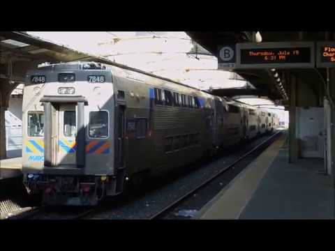 Railfanning Baltimore's Penn Station
