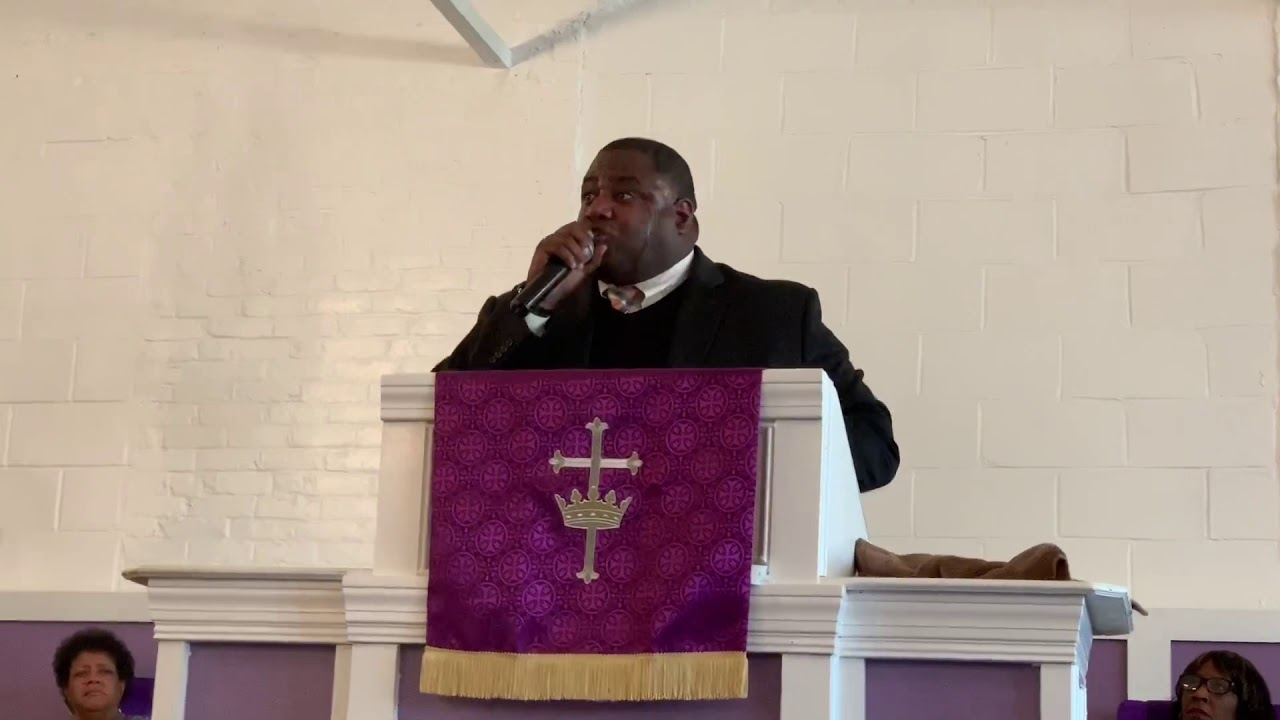 """Rev. Melvin L Sanchez preaching """"Binding the Strongman"""" at Deliverence Haven Church. - YouTube"""