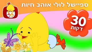 ספיישל לולי אוהב חיות - חצי שעה של תכניות לילדים ברצף - ערוץ לולי thumbnail