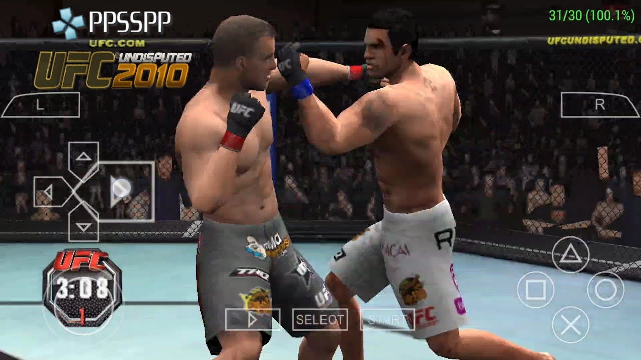 ufc undisputed 2010 free download for android