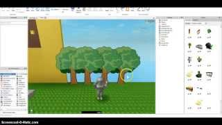 ROBLOX: How to make a 2D adventure game!