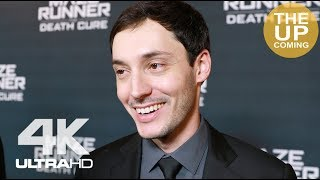Wes Ball Interview At Maze Runner: The Death Cure Premiere On Ending The Saga And Prequel Plans