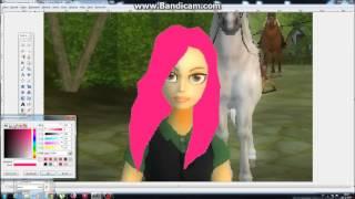 SSO Speedpaint hair (amateris !) :D | Roxy