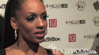 """When HH caught up with former video """"model"""", Melyssa Ford, she had quite a mouthful for Kat Stacks."""