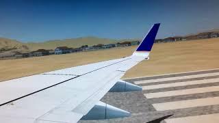 737 Landing 3 FSX