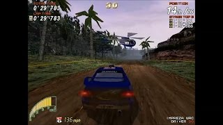 Sega Rally 2 PC Windows 7 64-bit 60fps