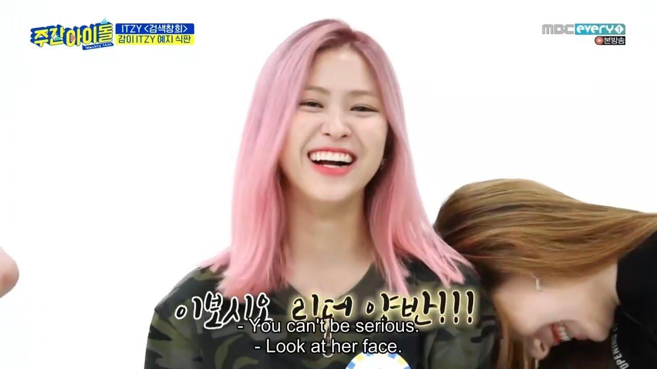 ENGSUB [HD] [ITZY] Weekly Idol Ep.419 Full Episode - YouTube