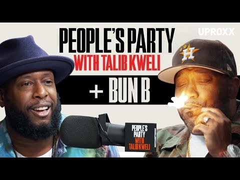Talib Kweli And Bun B Talk UGK Legacy, Meeting Biggie, & Menace To Society I People's Party