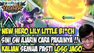 [12.04 MB] NEW HERO 'LILY' ALAN WALKER - SINI GW AJARIN COMBO DAN SKILL SKILL NYA !