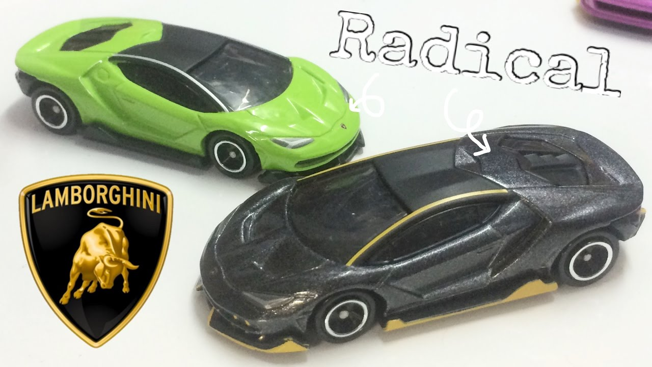 Check This Out Hot Wheels Fans Lamborghini Centenario Tomica