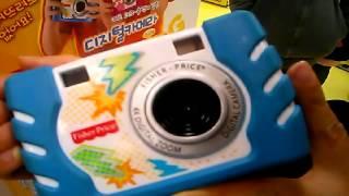 Fisher-Price 피셔프라이스 디지털카메라 Dig…