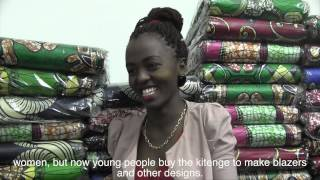 Rise and Shine : KITENGE ROCKS THE BUSINESS WORLD