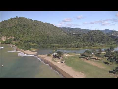 Roseau Beach St Lucia