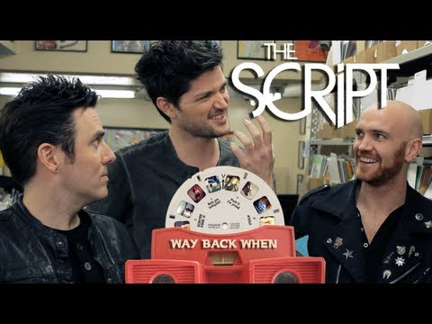 The Script talk make-out tips, classic video games, useless talents and bad geography
