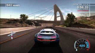 Need For Speed: Hot Pursuit 2010   Damage Limitation - 2:32.43   World Record