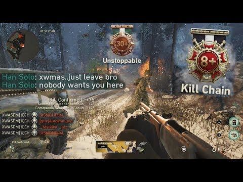 The BEST SNIPER in the History of Call of Duty! (INSANE KILLSTREAKS) thumbnail