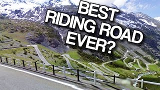 The better side of Stelvio pass [RAW onboard]