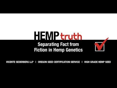Separating Fact from Fiction in Hemp Genetics | HempTruth Webinar