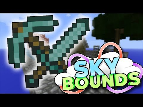 MINING WORLD S PVPČKEM? - Minecraft Skybounds #12