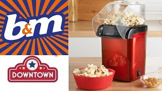 Downtown Popcorn Maker Review