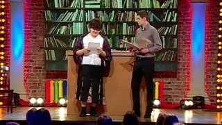 Библиотека-бордель | Мамахохотала-шоу на НЛО-TV