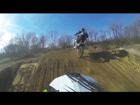 February 5th Ride Organic Alton Illinois GoPro Hero 3