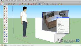 Video SketchUp Tips and Tricks: Image, Texture, Matched Photo Import Options download MP3, 3GP, MP4, WEBM, AVI, FLV Desember 2017