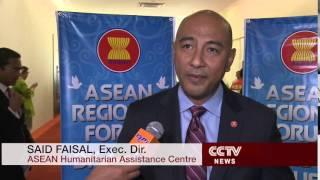 AHA Centre participates in the ASEAN Regional Forum Disaster Simulation Exercise (ARF-DiREx) 2015
