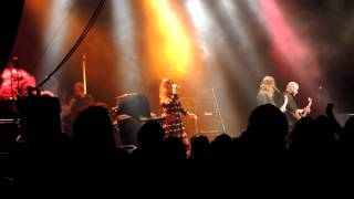 Jess And The Ancient Ones - Hammer Of Doom 2014