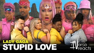 rIVerse Reacts Stupid Love by Lady Gaga - Reaction