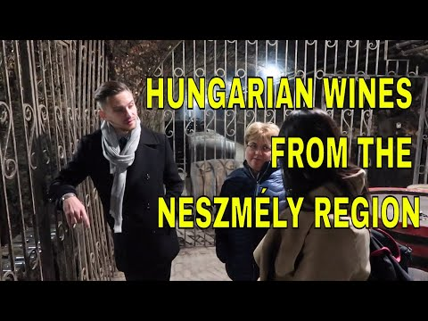 Hungarian Wine From Neszmély