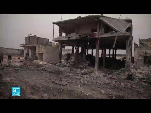 قتلى في قصف وغارات على قرى في ريف حلب الغربي المحاذي لمحافظة إدلب  - نشر قبل 2 ساعة