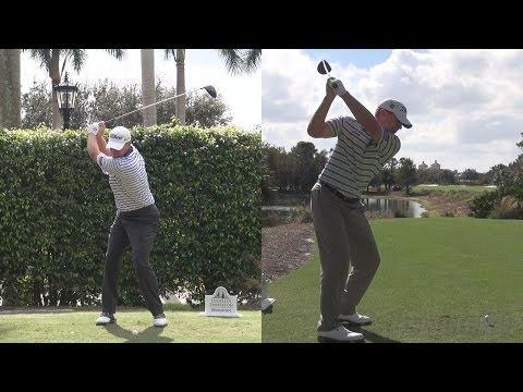 Golf Swing 2012 The Shark Greg Norman Driver Elevat