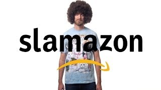 Slamazon: 7 Kitten T-shirt