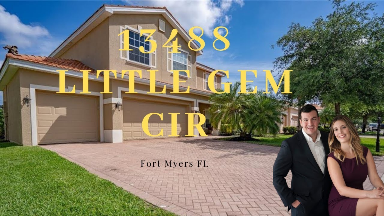 Beautiful Updated Home in Gateway, Fort Myers FL. 13488 Little Gem Circle