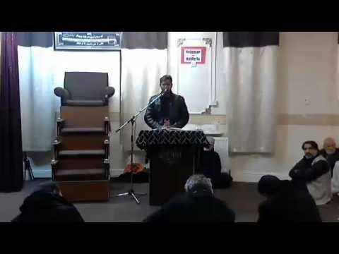 2 muharram majlis Anjuman e Haideria Bradford Uk 5/11/2013