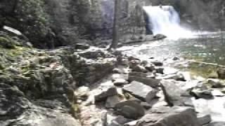 My first real Hike lol- Cades Cove- Abrams Falls NC Thumbnail
