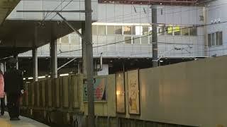 [MHフルコーラス‼️]名鉄1200系リニューアル車 1116f(快特豊橋行き)金山駅  入線フルコーラス‼️
