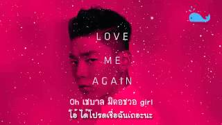 [Thai Sub] Love me again - G.Soul