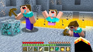 I Found a NOOB Only Server in Minecraft... (Noob1234)