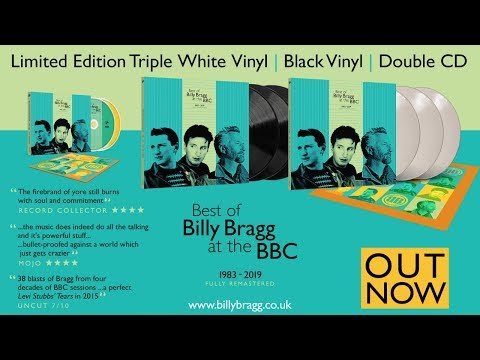 Best Of Billy Bragg at the BBC, 1983 - 2019