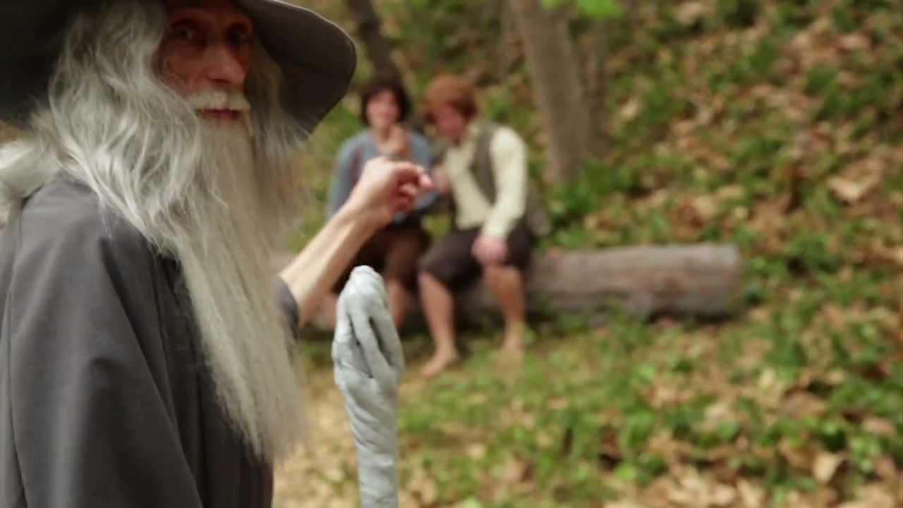 Gandalf Street Magic